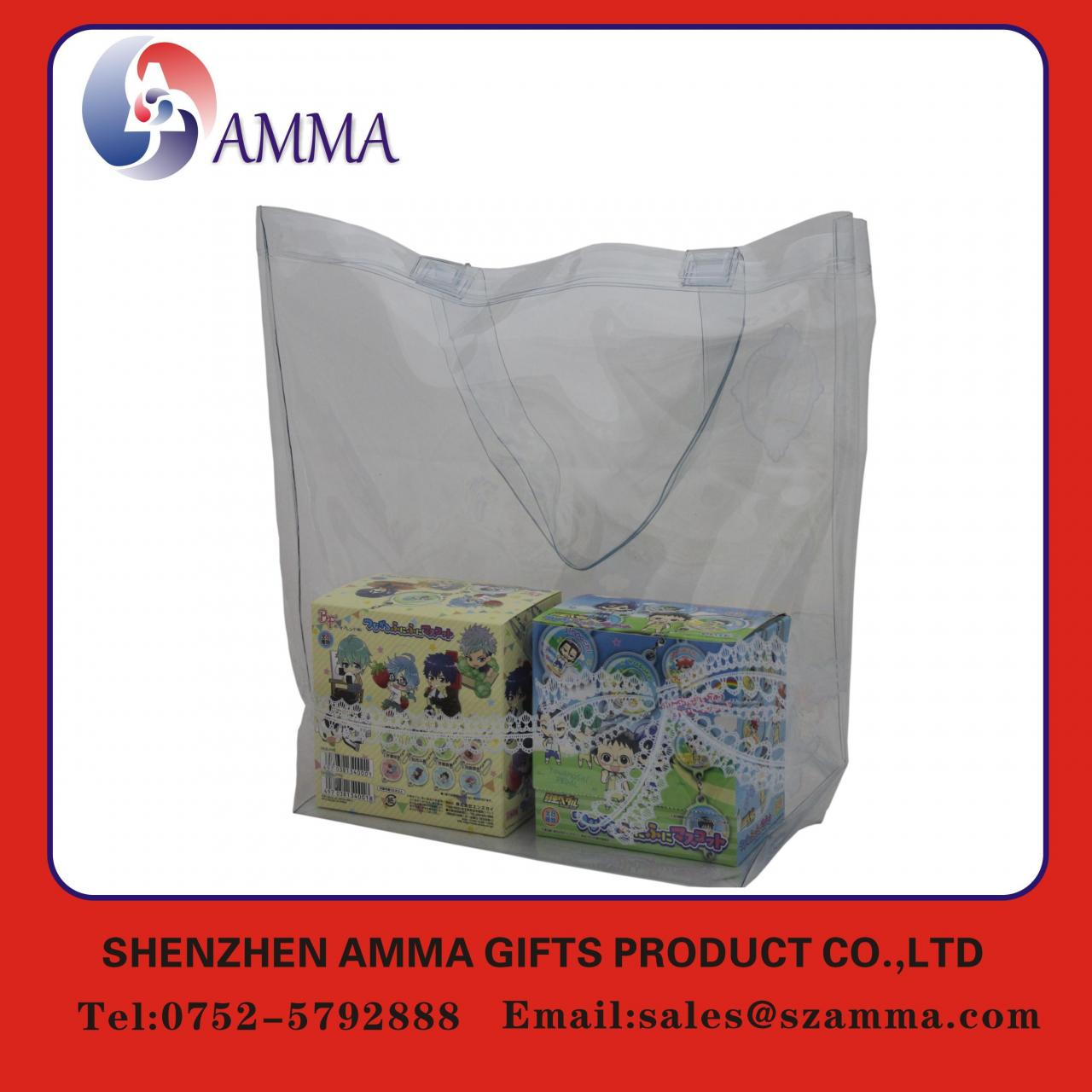 Wholesale Plastic soft shopping handle bag from china suppliers