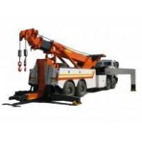 Wholesale Two 35,000lbs Planetary Winches Rotator Recovery Truck from china suppliers