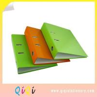 Buy cheap A4 Paper Cover Box Lever Arch File Folder from wholesalers
