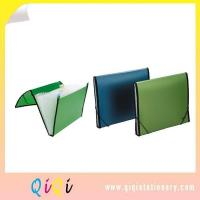 Buy cheap A4 Size Elastic Closure Office Palstic Expanding File Case Document Folder from wholesalers