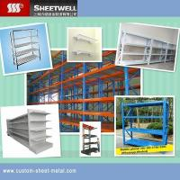 Wholesale Steel Metal Storage Warehouse Storage Commercial Shopping Center Mall Display Rack Shelf from china suppliers