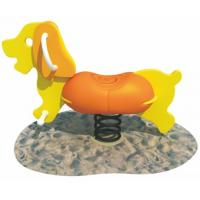 Buy cheap Outdoor Park Equipment Playground Spring Rider Toys from wholesalers