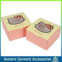 Buy cheap Lovely Eco Friendly Printed Paper Food Packaging Cake Box from wholesalers