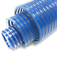 Buy cheap Industrial Hose Standard Duty PVC Clear Corrugated Helix Water Suction Pool Hose from wholesalers