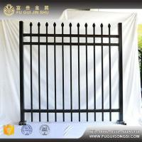 Buy cheap Ornamental Aluminum fence and gates of high quality from wholesalers