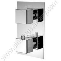 Buy cheap Thermostatic & Concealed concealed bath shower mixer with diverter faucet SF222-0133 from wholesalers