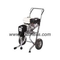 Buy cheap DP-3900 8hp petrol engine powered airless painting sprayer kit from wholesalers