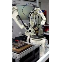 Wholesale Welding Robot Workstation(with two-axis servo positioner) from china suppliers