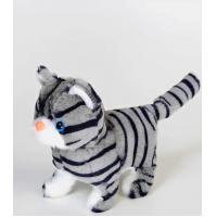 Buy cheap Electric plush toy cat which can twiddle its tail from wholesalers