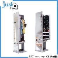 Buy cheap Standing Mirror Jewelry Armoire Free Standing Jewelry Mirror from wholesalers