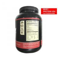 Buy cheap Sports Nutrition Whey Protein USA Weight Gain Muscle Builder 1000g 01971776600 from wholesalers