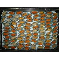 Wholesale Frozen Boiled Greenshell Mussel On The Half Shell from china suppliers