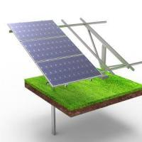 Buy cheap Solar Mounting Systems Solar Panel Ground Mounting Systems from wholesalers