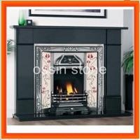 Wholesale OS-GFV Stone Fireplaces from china suppliers