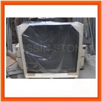 Wholesale Natural Black Gran Stone Fireplaces from china suppliers
