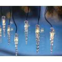 Buy cheap System Decor icicle tube extra 50 light 5x0,25m warm white from wholesalers