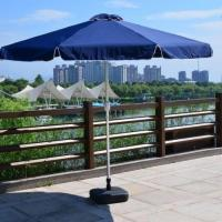 Buy cheap Tilt and Crank Patio Umbrella with Flaps from wholesalers