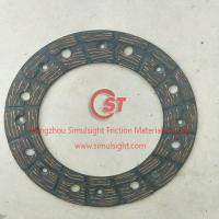 Buy cheap RED COPPER CLUTC... Industrial Resin Woven Brake Lining Rolls from wholesalers