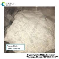 Wholesale Raw Steroids Powder Fareston Citrate CAS No 89778-27-8 from china suppliers