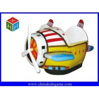 Wholesale Kiddy ride KR-XHH31048 Fighting plane from china suppliers