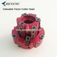 Wholesale Indexable Blades Tenoning Cutterhead CNC Tenon Cutter Heads from china suppliers