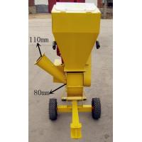 Buy cheap 15HP_electric_shredder_chipper wood chipper from wholesalers