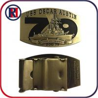 Buy cheap Overall Antique Military Strap Belt Buckle from wholesalers