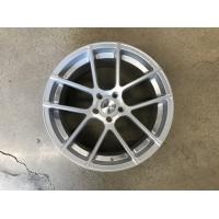 Wholesale 4 Avant Garde AG M510 Staggered Wheels Rims 20x8.5 20x10 Satin Silver BMW 5x112 from china suppliers