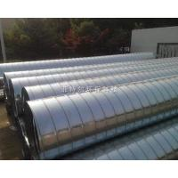 Buy cheap Galvanized spiral duct from wholesalers
