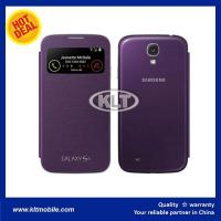 Buy cheap Samsung Galaxy S4 S-View Flip Cover Folio Case Phone Case manufacturers from wholesalers
