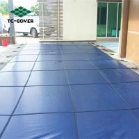 Buy cheap Winter safety pool cover from wholesalers
