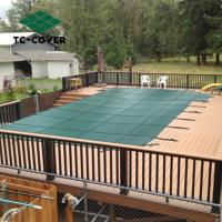 Buy cheap Above ground pool safety cover from wholesalers