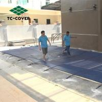Buy cheap Child proof pool safety cover from wholesalers