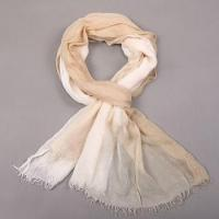 Buy cheap Casual Ombre 100% modal Scarf Large Size from wholesalers