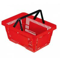 Wholesale Plastic Shopping Hand Basket 28Ltrs from china suppliers