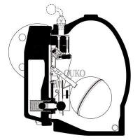Buy cheap Steam Solution GESTRA Pump Steam Trap UNA25-PK from wholesalers