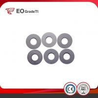 Buy cheap China Supplier DIN125 Titanium Flat Washers from wholesalers