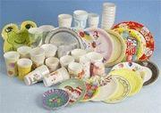 Buy cheap Disposable Cups, Trays, Plates from wholesalers