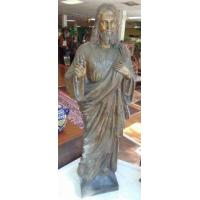 Buy cheap LIFE SIZE BRONZE JESUS SCULPTURE from wholesalers