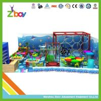 Buy cheap Indoor Playground Customized Sea Theme Used Playground Equipment for Sale from wholesalers