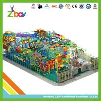Buy cheap Indoor Playground China Manufacturer Used Indoor Playground Equipment Sale from wholesalers