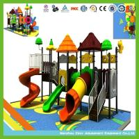 Buy cheap Outdoor playground High quality Amusement equipment middle school playground equipment from wholesalers