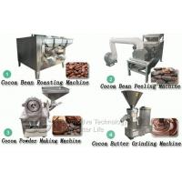 Buy cheap Best Price Cocoa Beans Powder Production Line 200KG/H from wholesalers