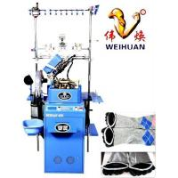 China Weihuan (WH) Computerized Looping Five-Toes Socks Knitting Machine (WEIHUAN-6FR) on sale