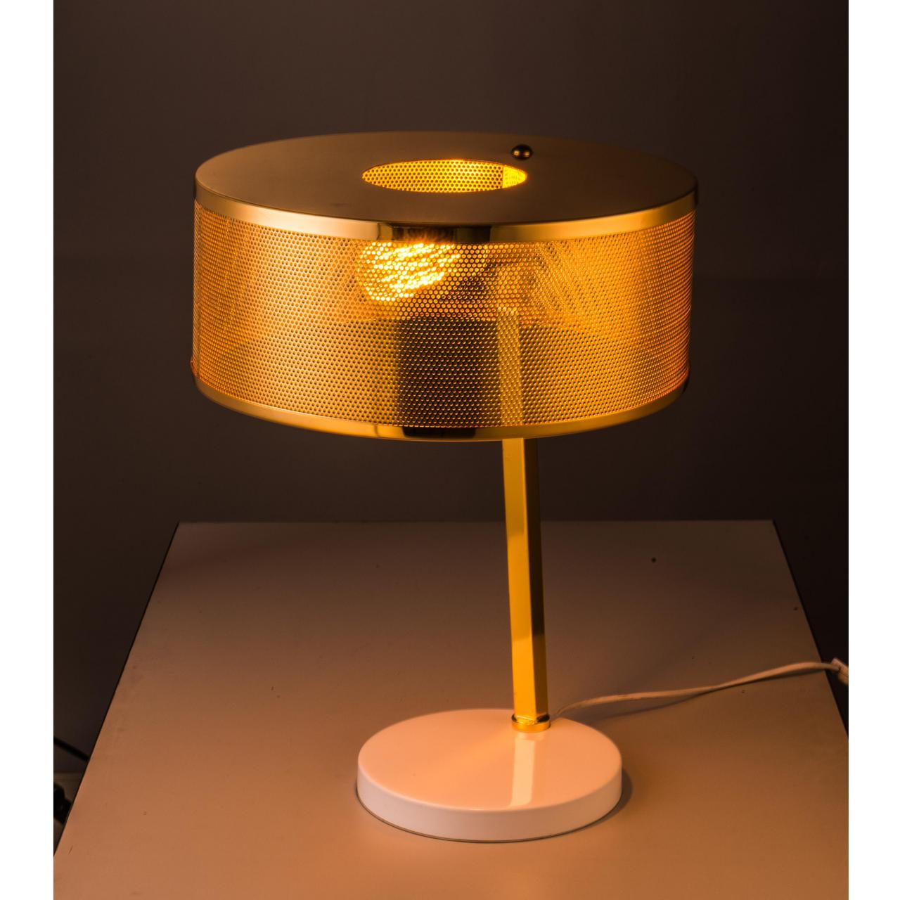 Buy cheap EDXT-820 Table Lamp Material:Steel+Acrylic Lamp Holder:1*E27*60W Size:D35*H47cm from wholesalers