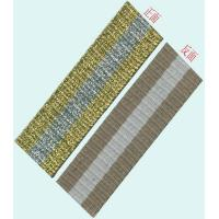 gold and silver thread webbing