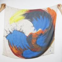 Buy cheap 100 Modal Scarf from wholesalers