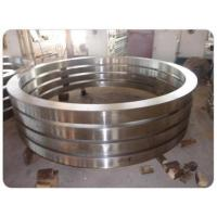 Buy cheap Forging ring Rotary Kiln Forging Small Pinion Ring Gear OEM High Quality Pinion Gear from wholesalers