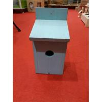 Buy cheap Handmade Wooden Bird Houses from wholesalers