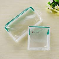 Wholesale Environmental EVA Cosmetic Pouch Customized Frosted EVA Zipper Bag with Zip Top from china suppliers
